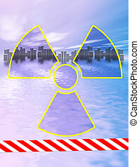 Nuclear disaster after Tsunami