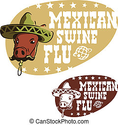 Mexican swine flu