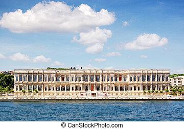 Ciragan Palace - Ciragan Palace at Ortakoy in Istanbul
