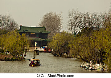 slender west lake - yangzhou