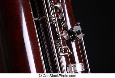 fagot, orquesta, clásico