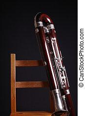 fagot, amor, orquesta, clásico