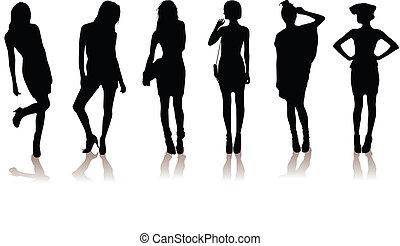 beautiful model girls - new set of various beautiful model...