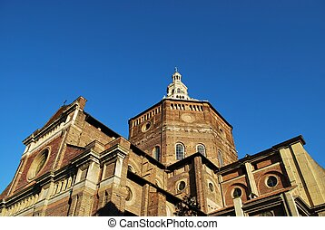 Cathedral, Pavia