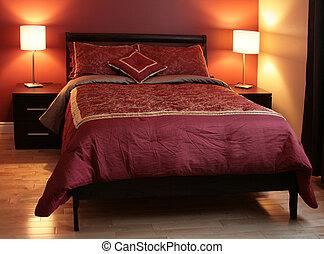 chambre à coucher, meubles