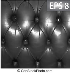 High Quality Studded Leather Texture Vector EPS8 - High...