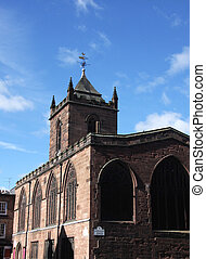 Chester Church Cheshire England UK