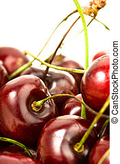 cherry closeup
