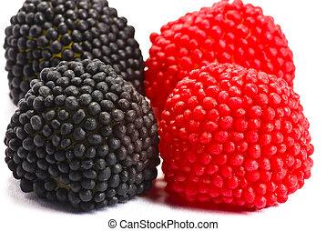 糖果, 黑莓