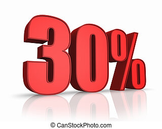 Red Thirty Percent