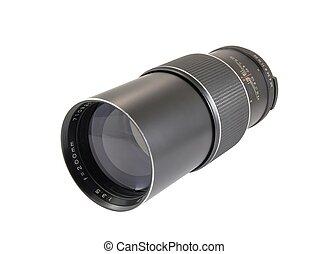 Vintage Telephoto Lens