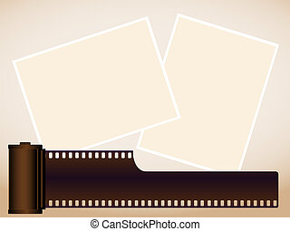 Cartridge and pictures - The cartridge for a film and...