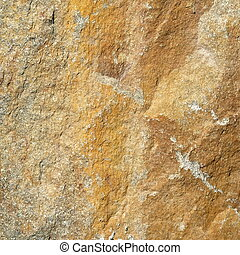 texture of yellow stone