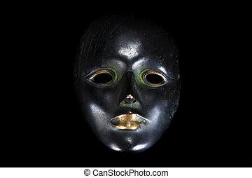 anticaglia, maschera
