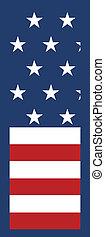 USA I letter