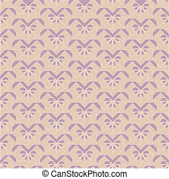 seamless lavender floral tags