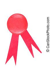 Rosette - ribbon rosette award