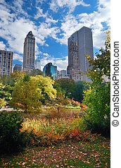 New York City Manhattan Central Park