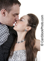 Loving couples kisses - Relations of the loving Couples in...