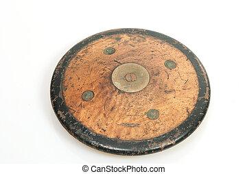 Ancient discus