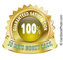 100 Guarantee Satisfaction