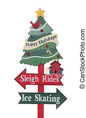 Feiertag, Weihnachten, zeichen