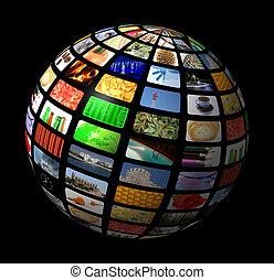 multimedia sphere