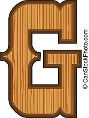 Western G letter