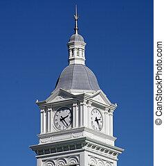 Historic Clock Tower
