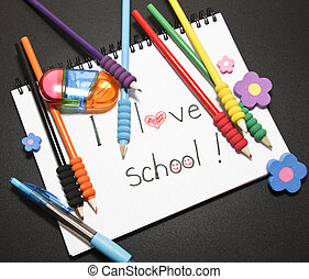 Loving school - things for school