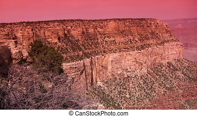 Grand Canyon Dawn - Dawn at the Grand Canyon