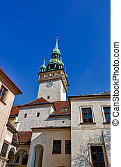 Brno Old Town Hall Tower