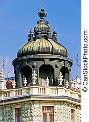 Dome in Brno Czech Republic - Close up of a Dome in Brno,...