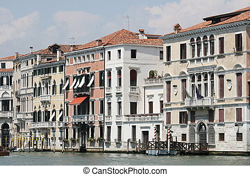 ancient architecture in Italy - venetian architecture, Grand...