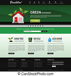 Web Design Website Element Template