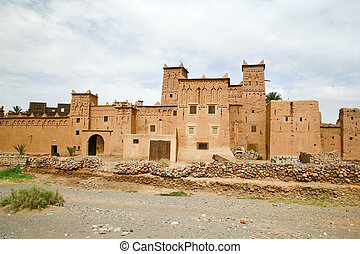 The Kasbah in Morocco