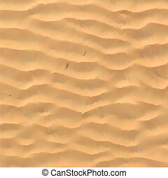 Sand texture Vector illustration