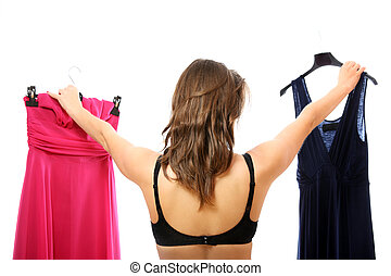 Which dress to choose?