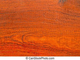 sólido, madera, textura