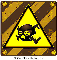 Plate danger