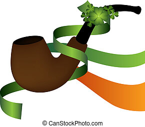 Irish brier - Saint Patricks day symbol Irish brier
