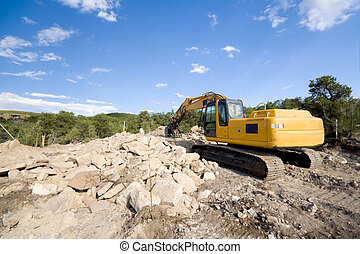 Front End Loader Home Construction Santa Fe USA - Front end...