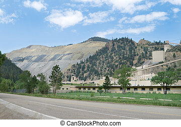 Chevron Molycorp Questa Molybdenum Mine NM USA - Chevron's...