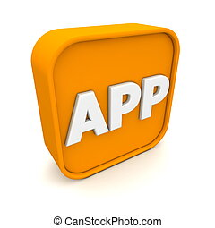 APP Icon RSS-Style