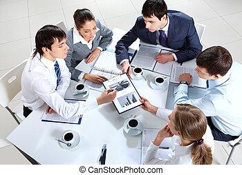 grupo, trabajo