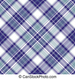 Seamless checkered diagonal pattern