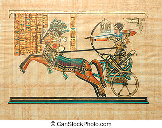 Papyrus - Old natural Papyrus from Egypt