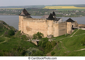 Khotyn Fortress - Hotinsky fortress - the magnificent sample...