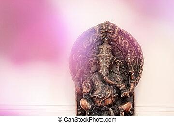 Hindu deity Ganesha
