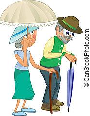 Senior, medborgare